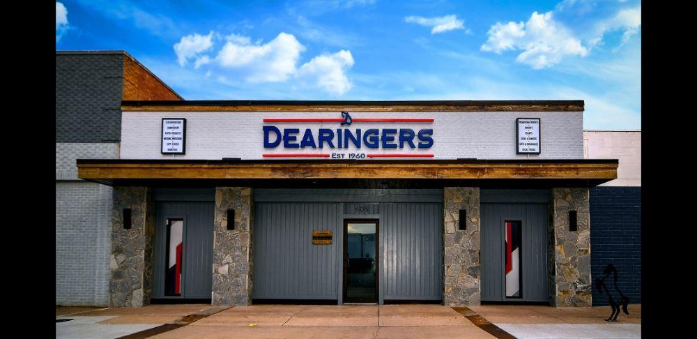 Dearingers: 605 S Lewis St, Stillwater, OK