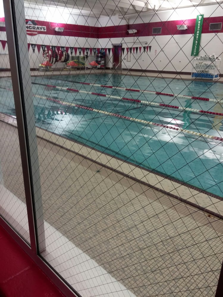 Pool With 3 Lap Lanes Yelp