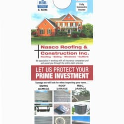 Nasco Roofing And Construction 14 Photos Roofing