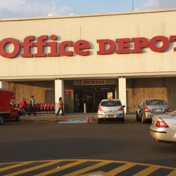 Office Depot  Material De Oficina  Calz Acoxpa  Granjas Coapa