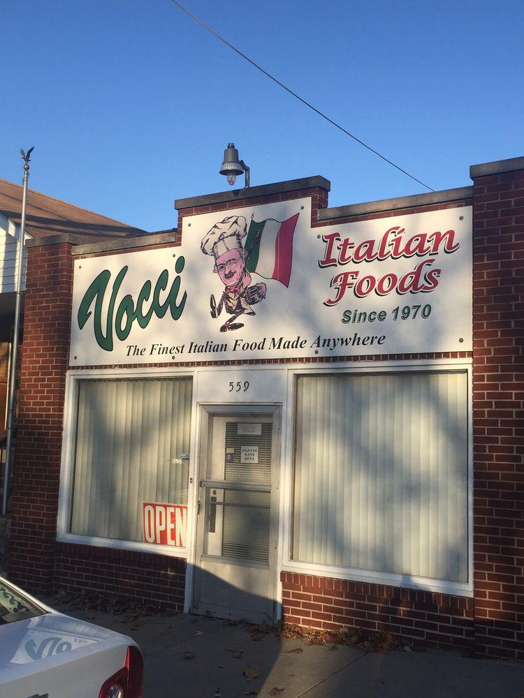 Vocci Italian Ravioli & Food Products