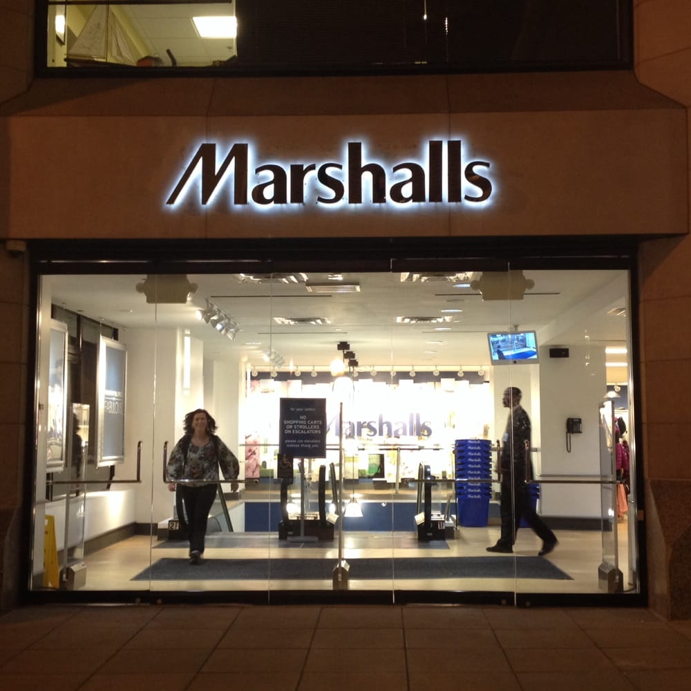 Marshalls reviews department stores th st