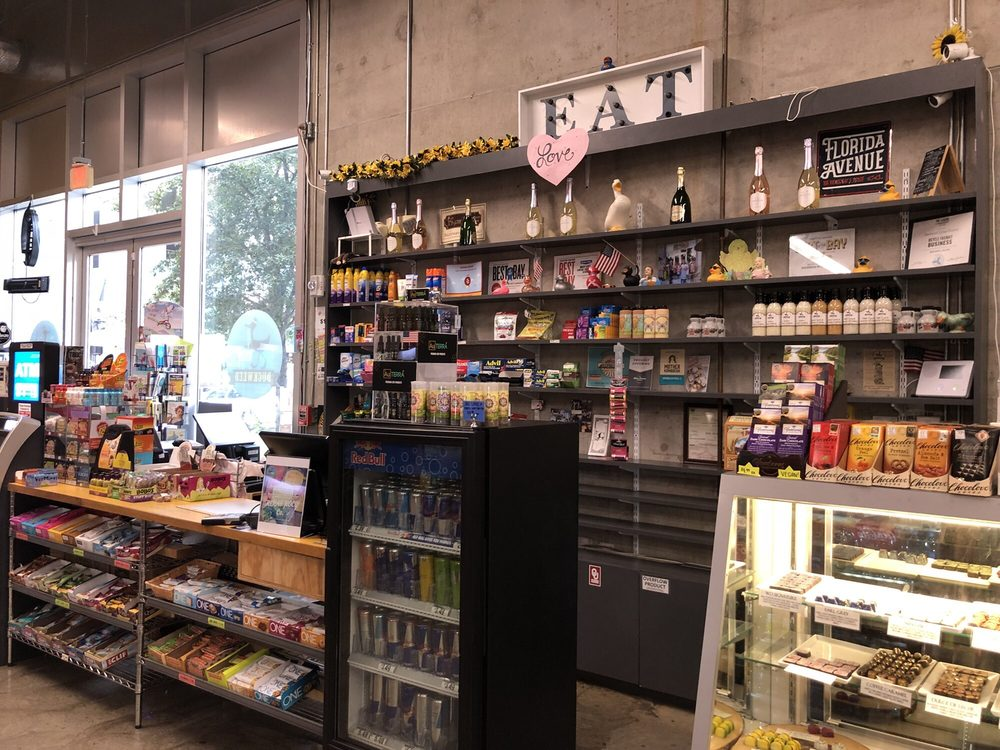 Duckweed Urban Grocery: 803 N Tampa St, Tampa, FL