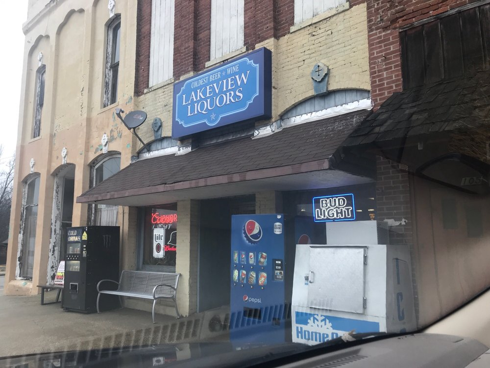 Lakeview Liquors: 103 E Main St, Silver Lake, IN