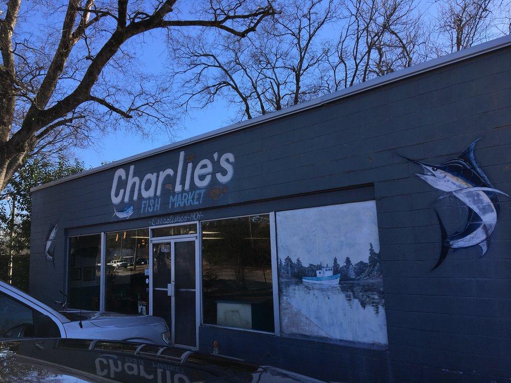 Charlie's Fish Market: 813 Richland Ave E, Aiken, SC