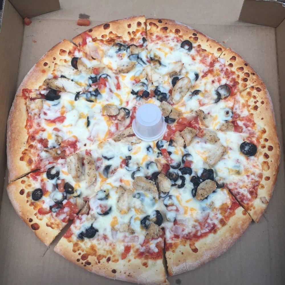 Rosa's Pizza: 8585 Mt Hwy 35, Bigfork, MT