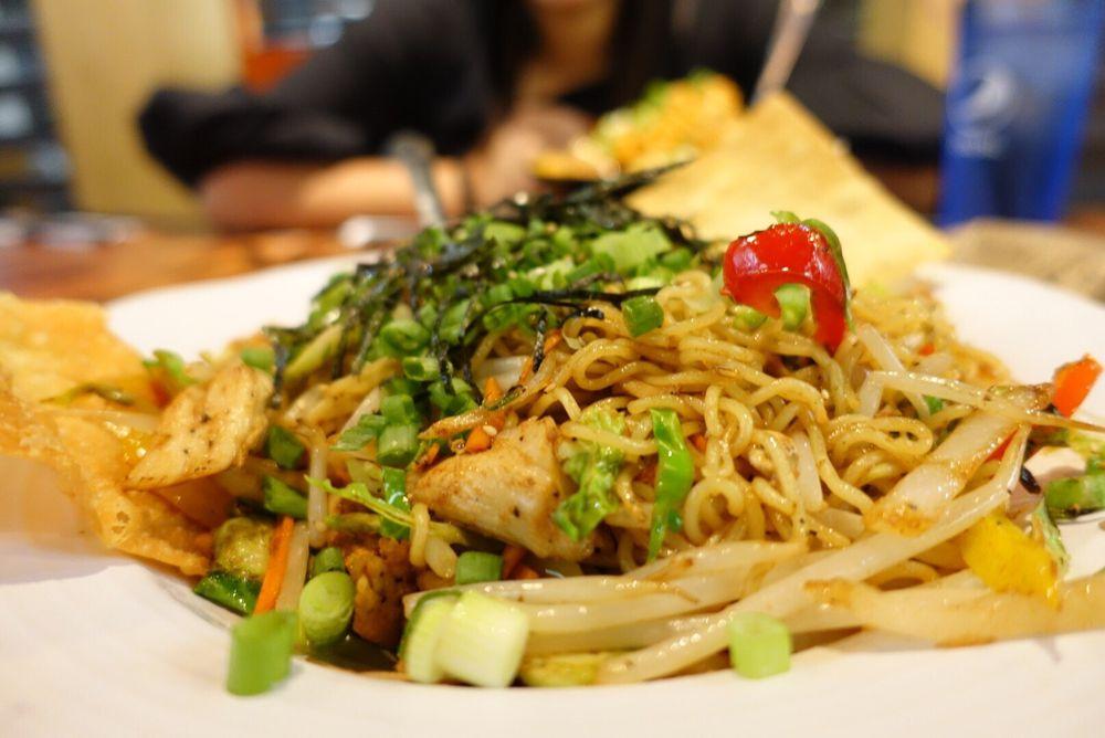 Menya Noodle Bar: 951 16th St, Denver, CO