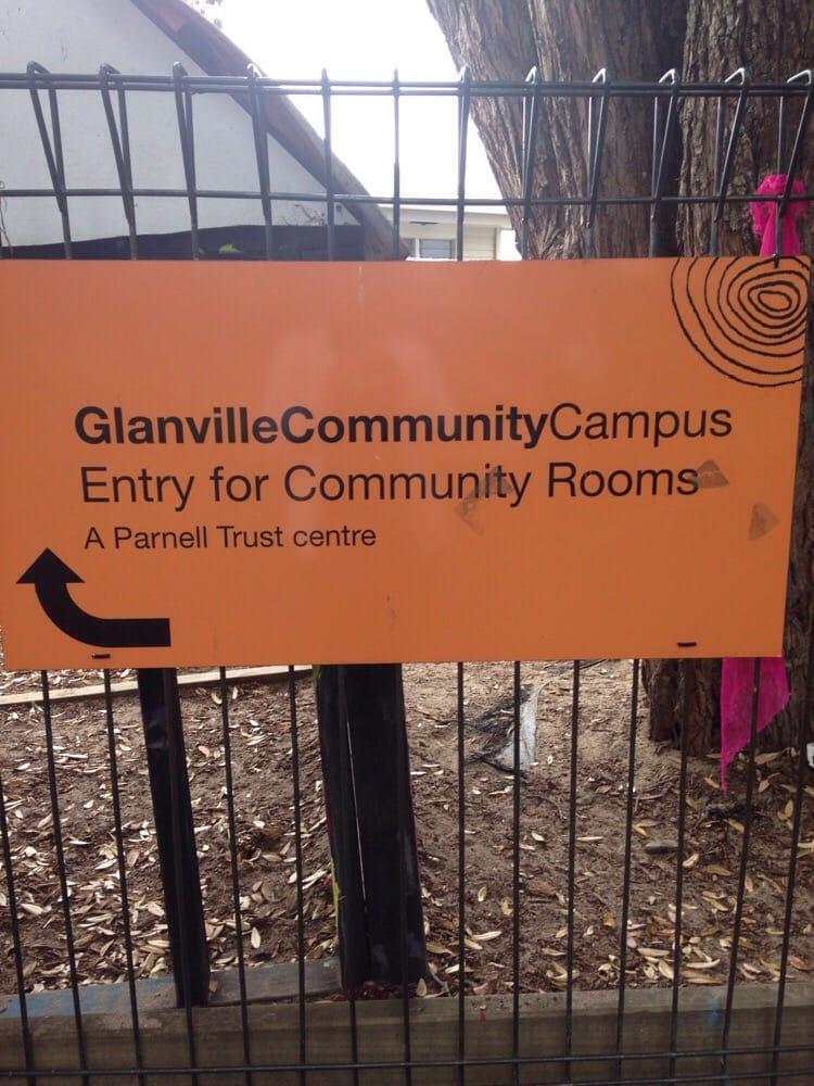 glanville community centre community service non profit