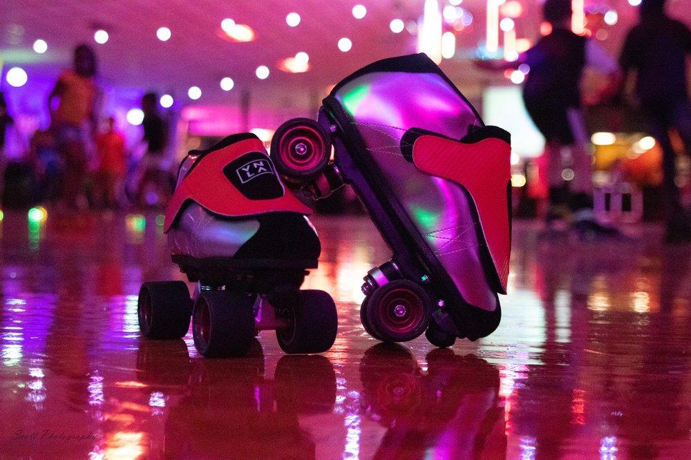 Social Spots from Olympia Skate Center