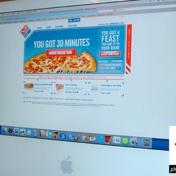 how to cancel dominos order online