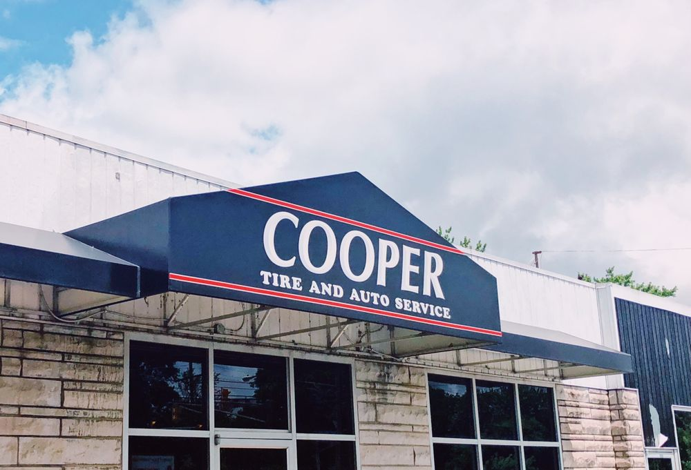 Cooper Tire And Auto Service: 1111 S Tillotson Ave, Muncie, IN