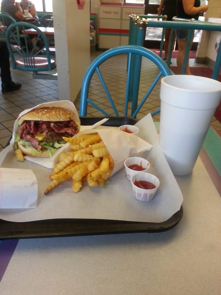 Fast Food In Visalia Ca