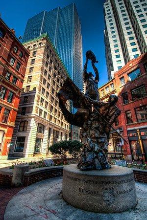Liberty Square Boston