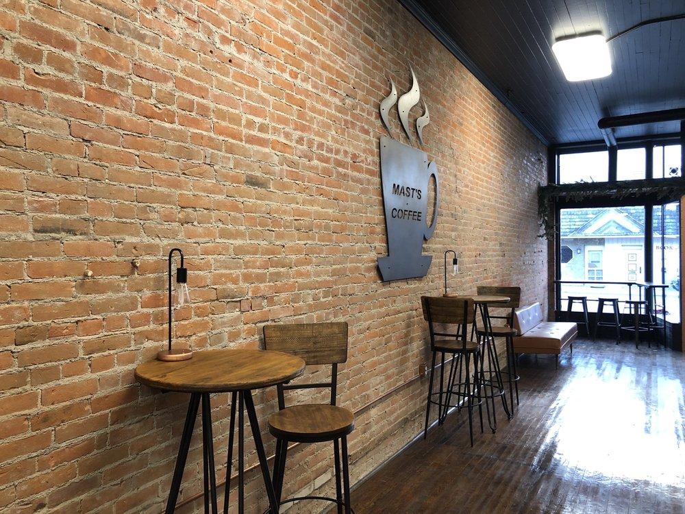 Mast's Coffee: 36 N Center St, Sebewaing, MI
