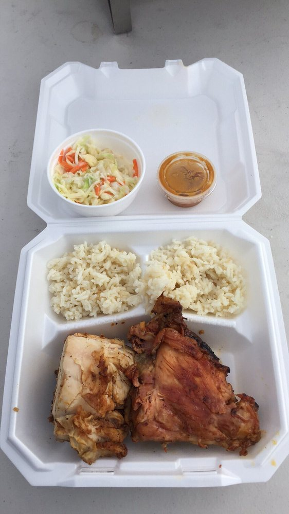 Pop's Chicken Hawaii: 1635 Kanakanui St, Honolulu, HI