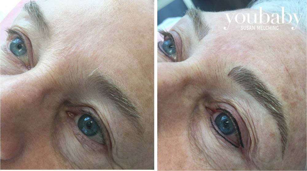 06109a6ce43c9 Wisperbrows - our signature take on microblading. One of many ...