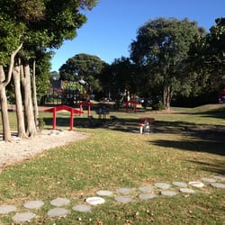 Photo of Mairangi Bay Playground - Auckland, New Zealand. Gorgeous little  park