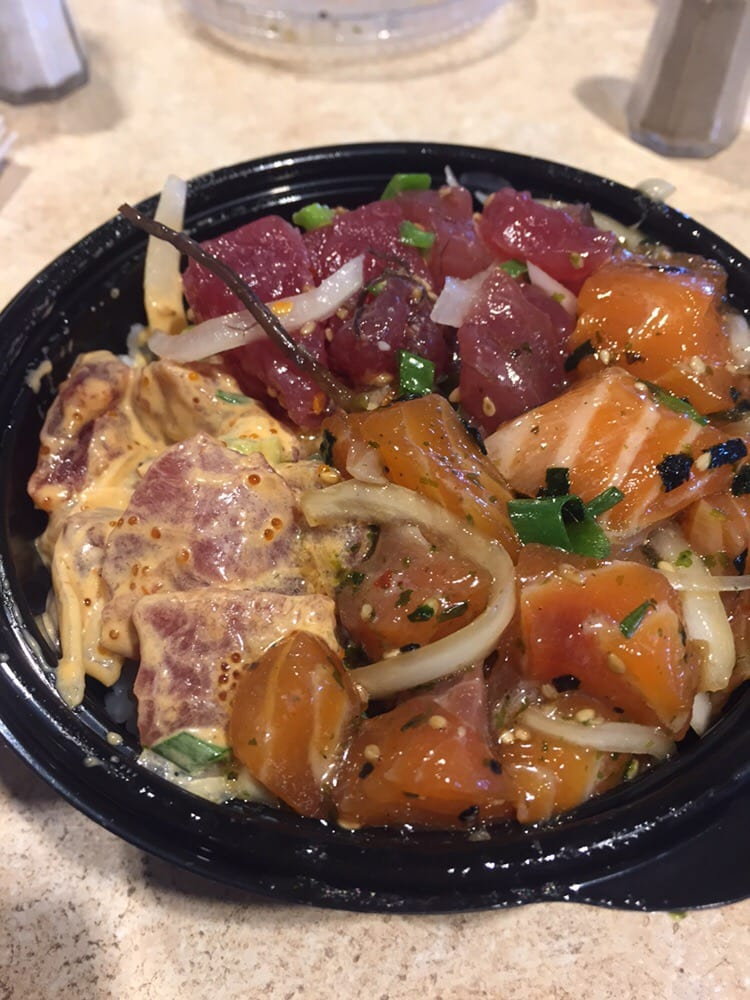 Poke heaven yelp for Nico s fish market