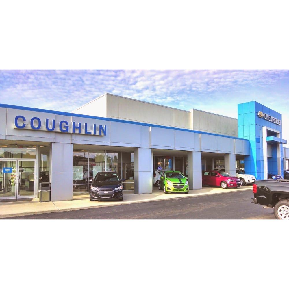 Coughlin Chevrolet of Pataskala: 9000 Broad St SW, Pataskala, OH