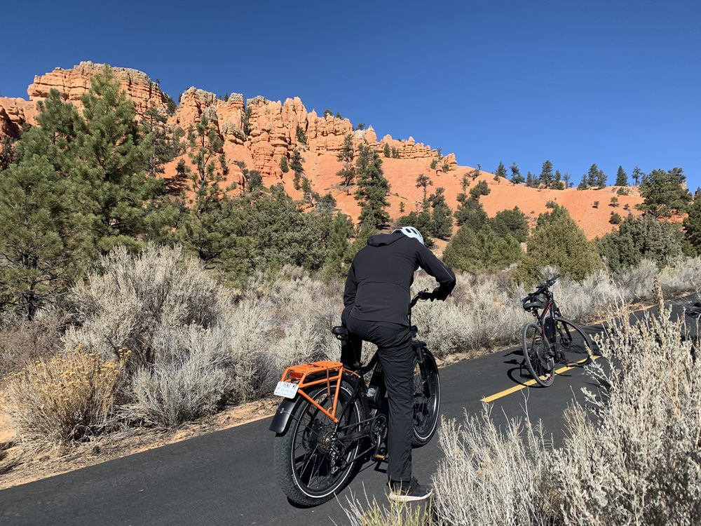 Bryce Canyon EZ Riders: 450 North Airport Rd, Bryce, UT