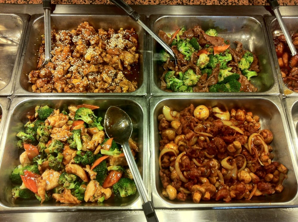 Chinese Food Buffet Mobile Al