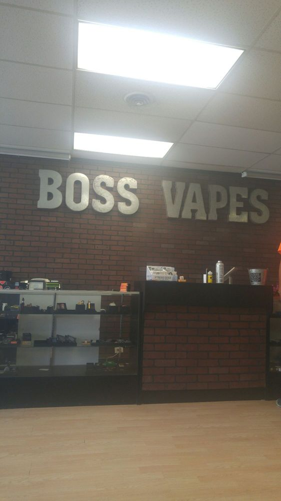 Boss Vapes: 505 First St, LaSalle, IL