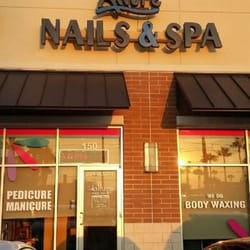 Photo Of Allure Nails Spa Mission Tx United States Allure Nails