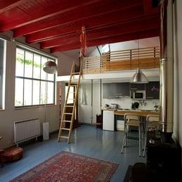 Loft Parissy - Bed & Breakfast - 14 rue de Meudon, Issy-les ...