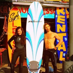 Photo Of Gnarwhale Surf Lessons Venice Ca United States Cyn Rode At