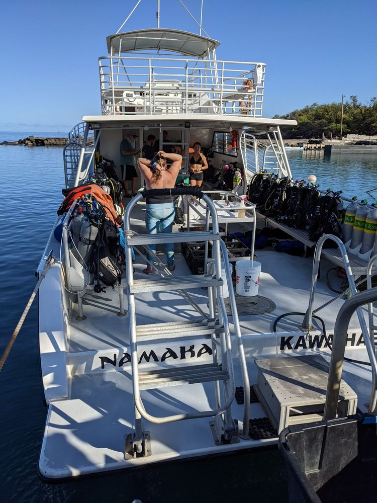 Kohala Divers: 61-3665 Akoni Pule Hwy, Waimea, HI
