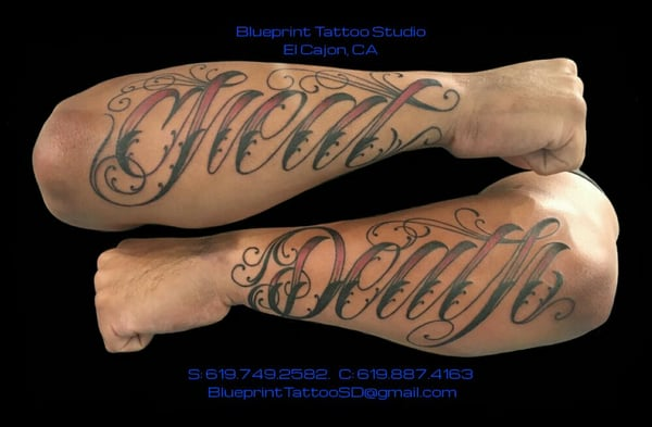 Blueprint tattoo studio 1522 graves ave unit b el cajon ca tattoos blueprint tattoo studio 1522 graves ave unit b el cajon ca tattoos piercing mapquest malvernweather Choice Image