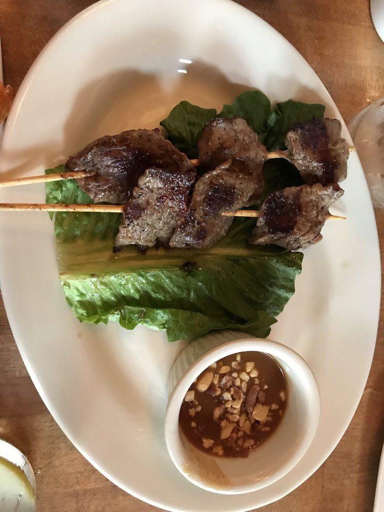 Food from Cafe Sado