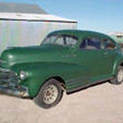 Motion Unlimited Museum Antique Classic Car Lot