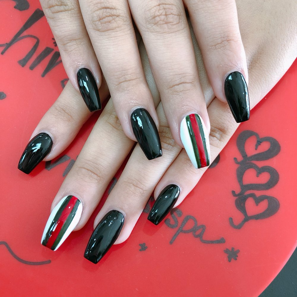 Photo Of Vip Nails Spa Buena Park Ca United States Gucci