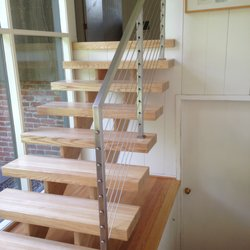 Photo Of Portland Stair Company   Portland, OR, United States. Open Tread  And
