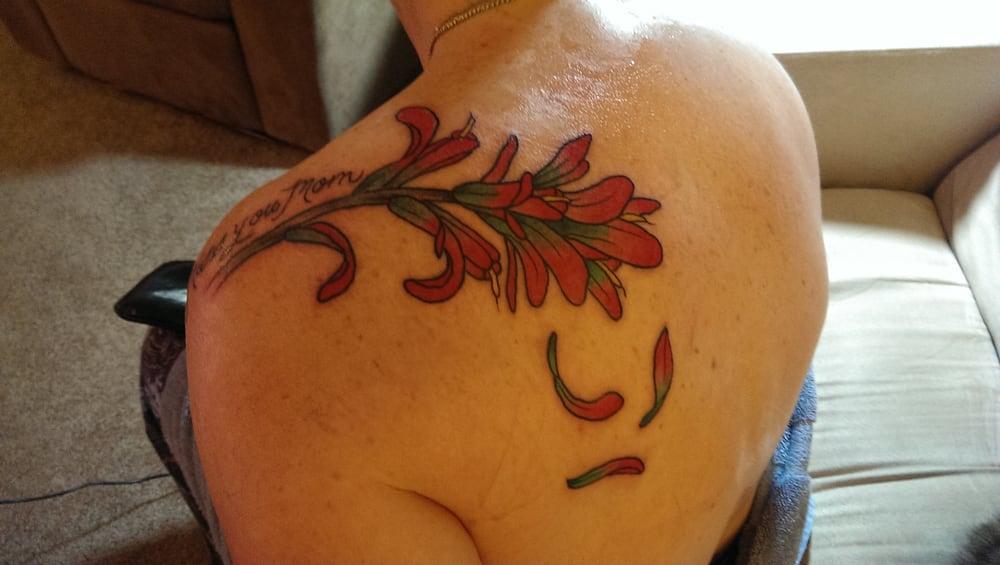 e6bb40f1b Photo of Jaded Soul's Living Art Tattoo - Gresham, OR, United States. Indian