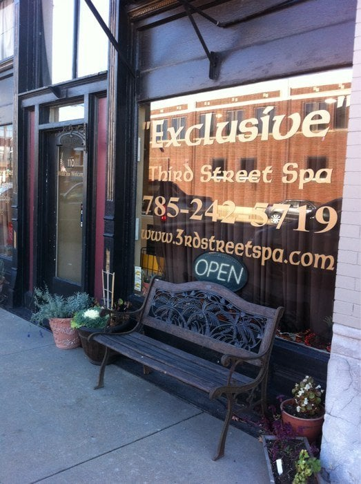 Exclusive 3rd Street Spa: 119 S Main St, Ottawa, KS