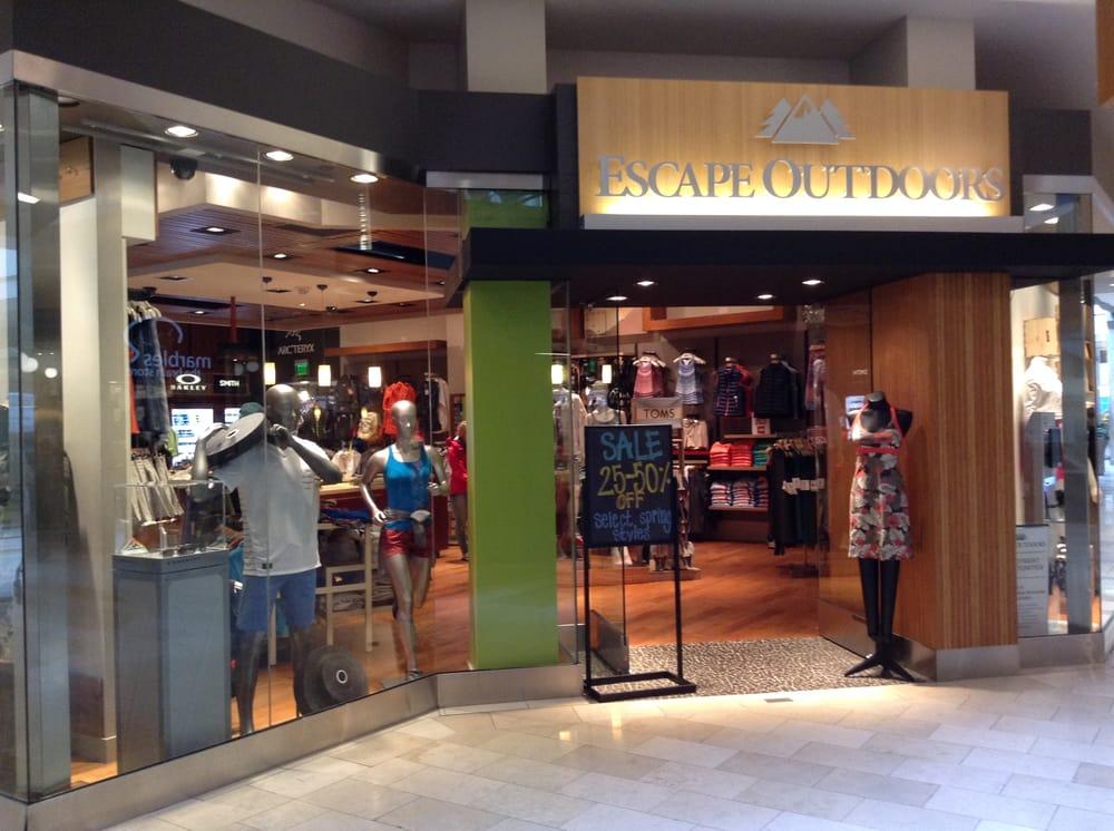 Escape Outdoors: 1023 Bellevue Sq, Bellevue, WA