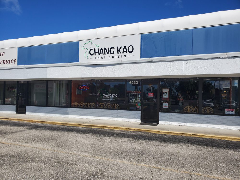 Chang KAO Thai Cuisine