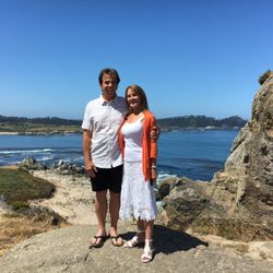 Photo Of A By The Sea Wedding Monterey Ca United States