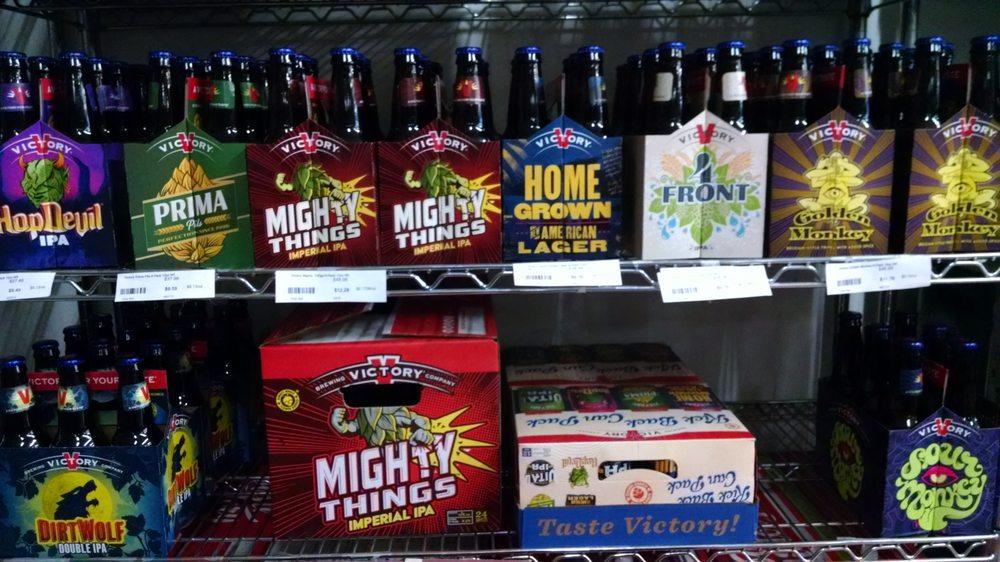 Plaza Beverage: 3 Rachael Dr, Hughestown, PA