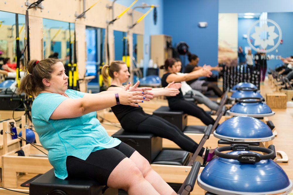 Club Pilates - Somerville: 389 Revolution Dr, Somerville, MA