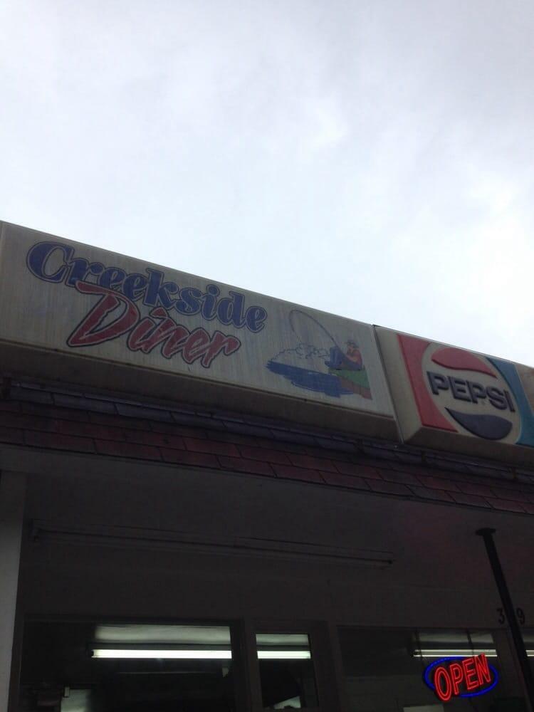 Creekside Diner: 399 Main St E, Hindman, KY
