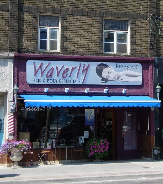 Waverly Hair & Body Essentials
