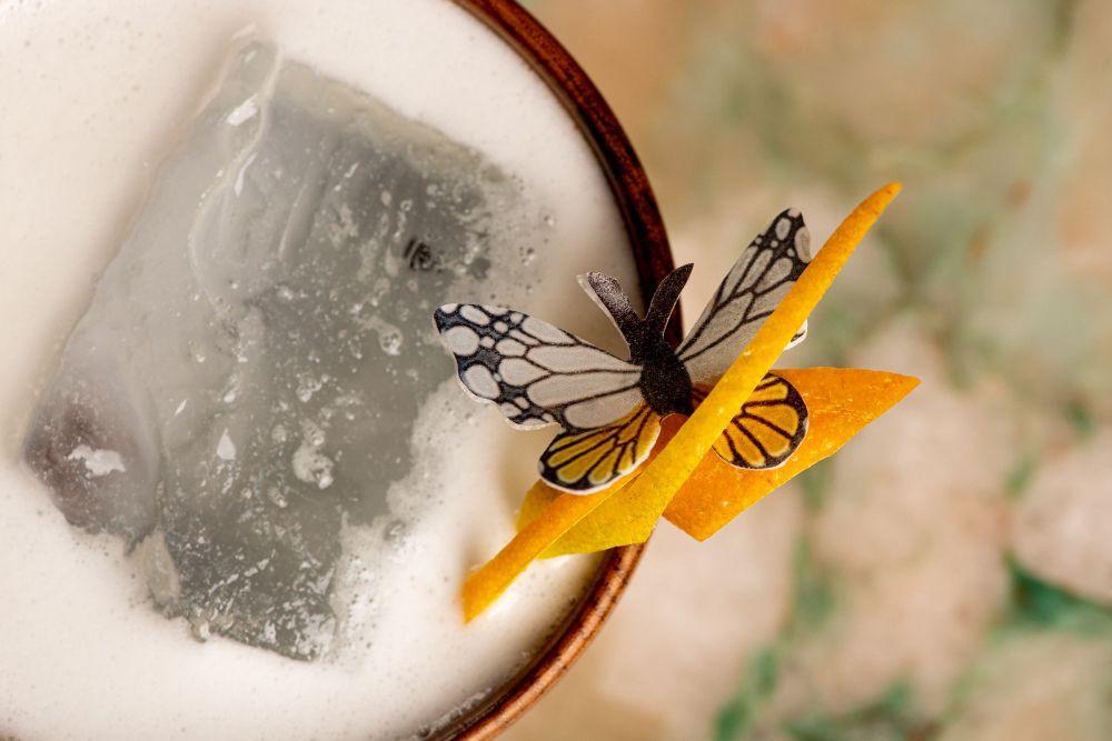 Madame Butterfly: 110 W Congress St, Savannah, GA