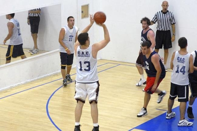 C.A.C. Basketball