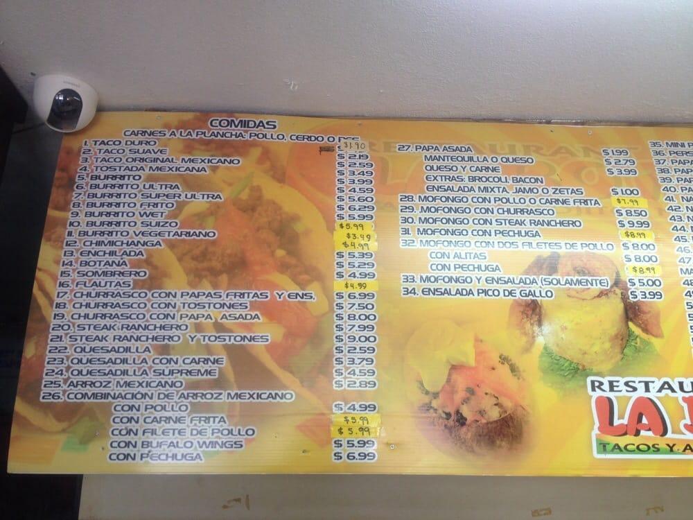 Photo of Restaurant La Botana: Humacao, PR