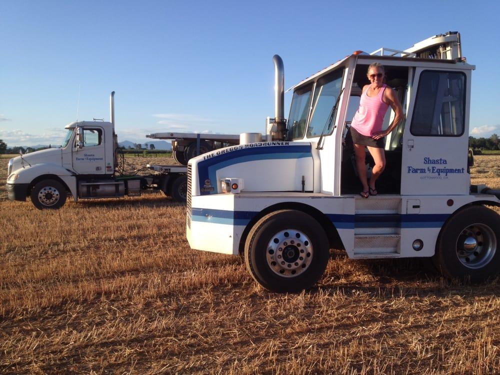Shasta Farm Equipment: 3748 Main St, Cottonwood, CA