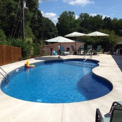 Lovely Photo Of Backyard Oasis Pools And Construction   York, SC, United States.