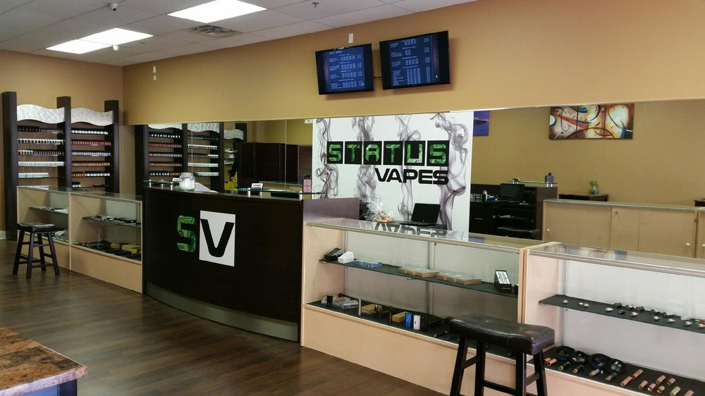 Status Vapes: 4 Wilmot St, Morristown, NJ